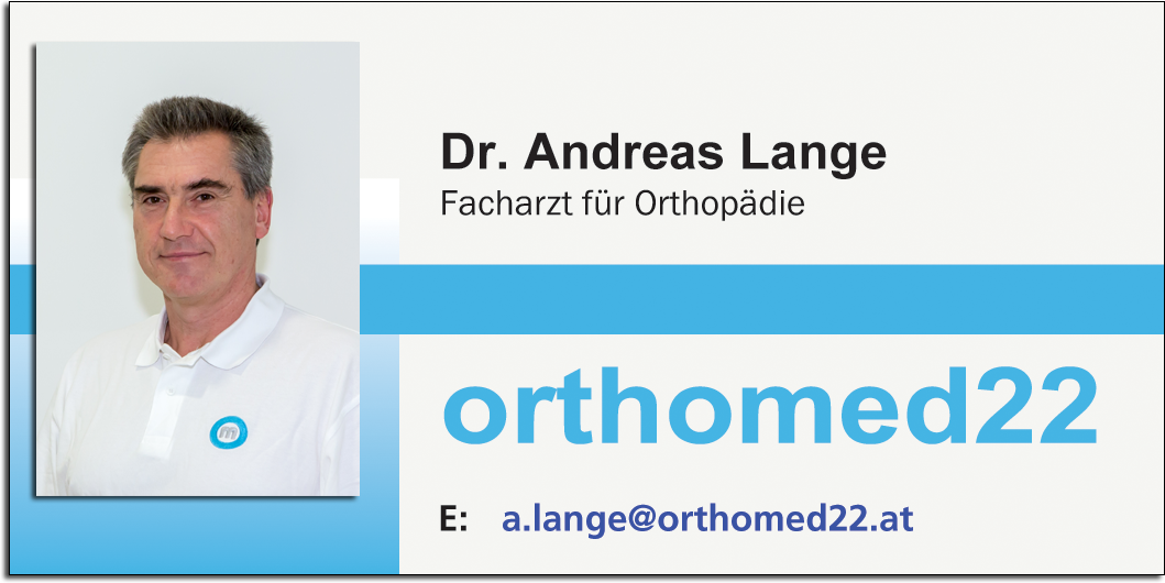 Dr. Andreas Lange